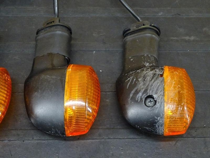 【000A】FZ-1 フェザー(RN21J-001)■ 純正ウインカー前後左右セット フロントウインカー リアウインカー ウィンカー 【FAZER_画像2