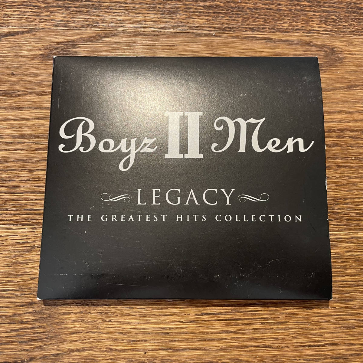 【Boyz II Men】LEGACY ~THE GREATEST HITS COLLECTION~