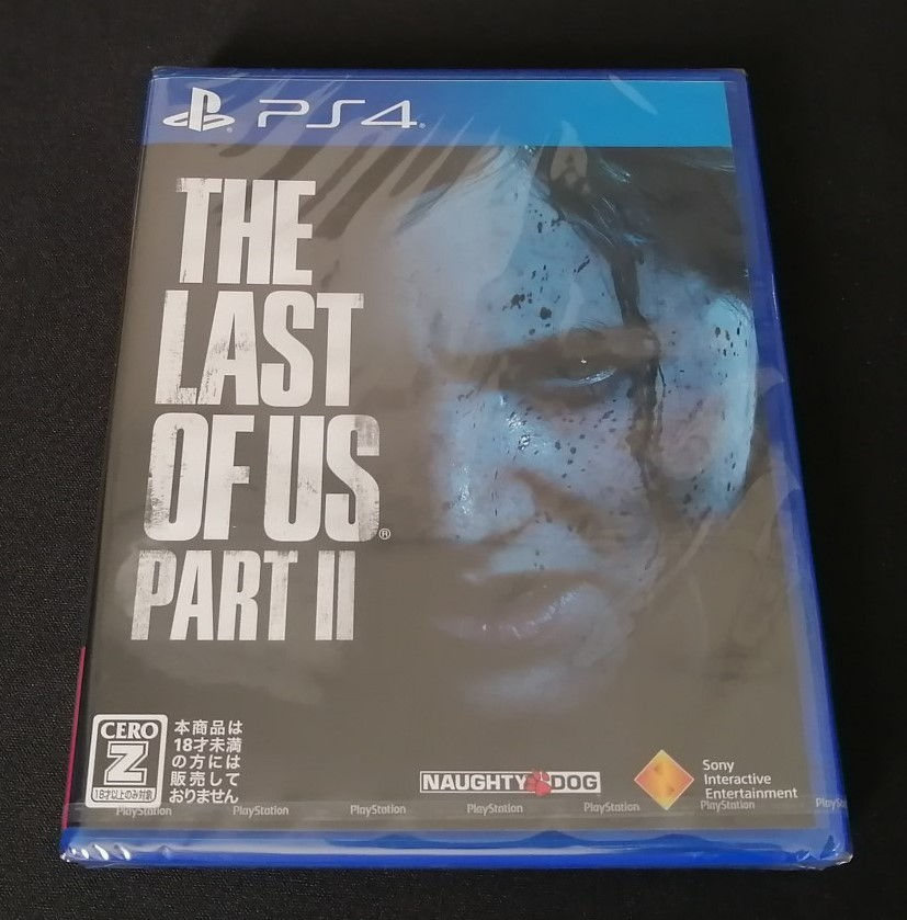 PS4 The Last of Us Part II