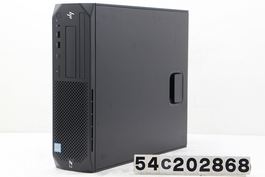 hp Z2 SFF G4 Workstation Xeon E-2144G 3.6GHz/16GB/512GB(SSD)+1TB/Win10/Quadro P620 【54C202868】_画像1