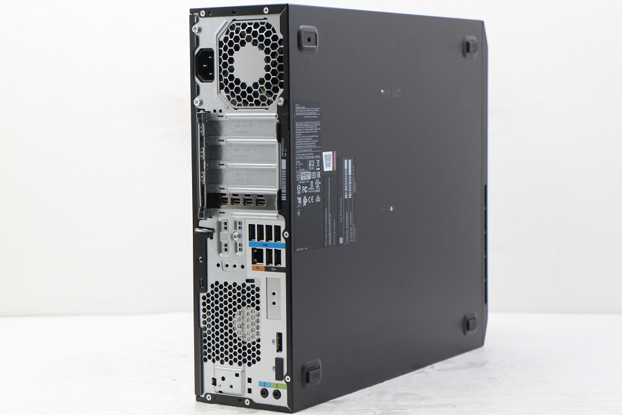 hp Z2 SFF G4 Workstation Xeon E-2144G 3.6GHz/16GB/512GB(SSD)+1TB/Win10/Quadro P620 【54C202868】_画像2
