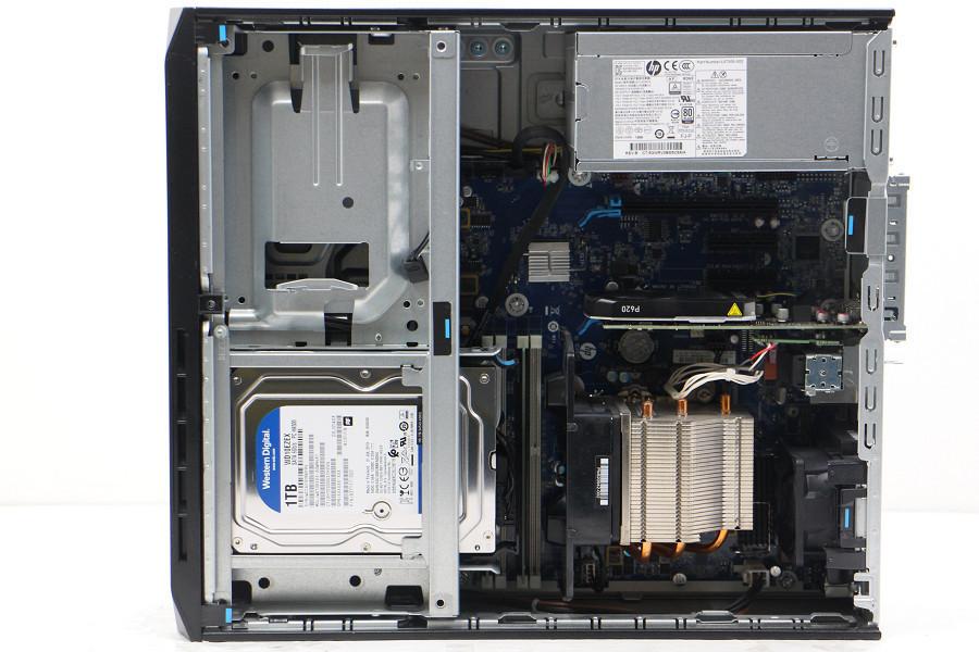 hp Z2 SFF G4 Workstation Xeon E-2144G 3.6GHz/16GB/512GB(SSD)+1TB/Win10/Quadro P620 【54C202865】_画像3