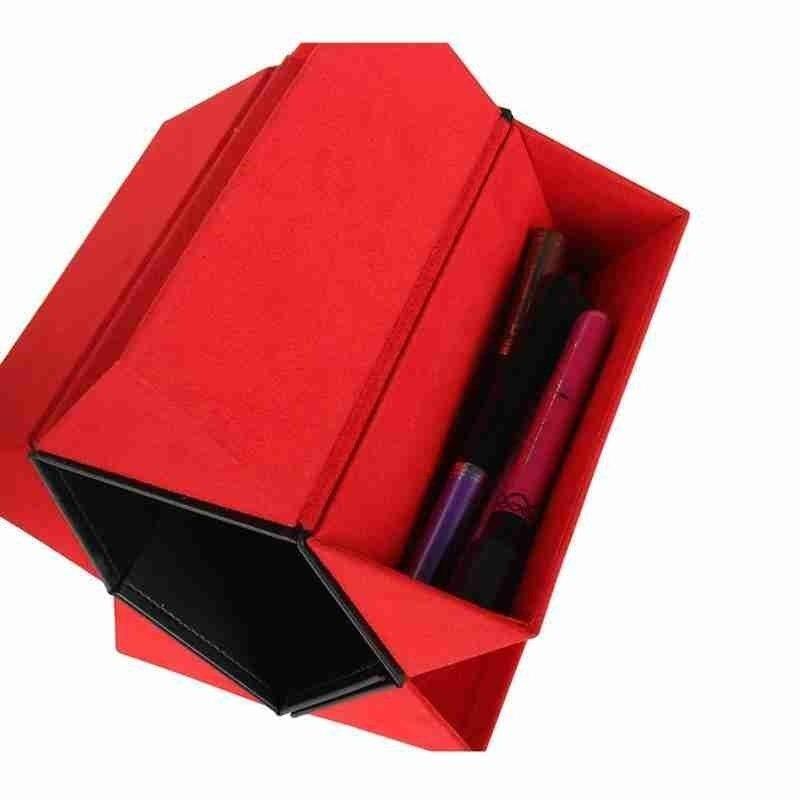 ◆最安にします◆ 眼鏡 収納 ケース コンパクト ボックス 箱 5つ サングラス 旅行 トレイ 老眼鏡 持ち運び 出張 便利 保管 AT10081_画像3