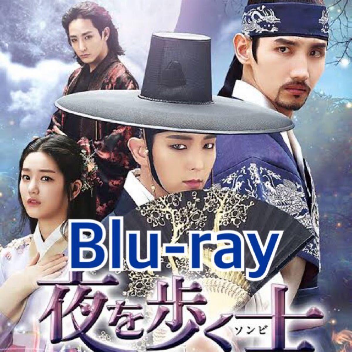 韓国ドラマ 夜を歩く士 Blu-ray