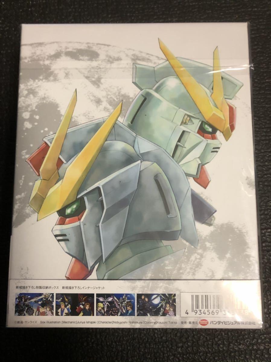 機動新世紀ガンダムX Blu-rayメモリアルボックス_画像2