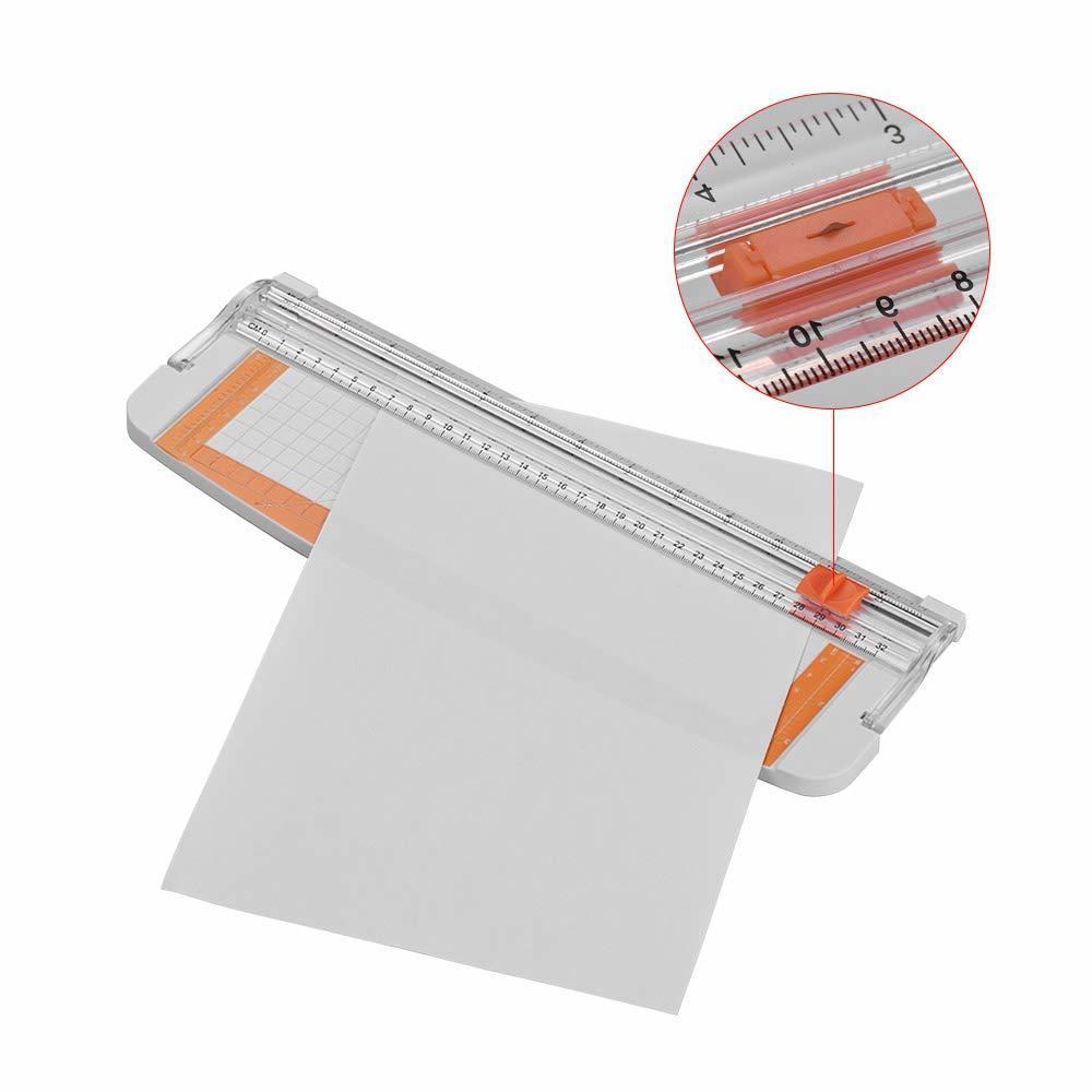 断機 ペーパーカッター A3 / A4 対応 クラフト紙フォトクーポンラベル厚紙用_画像5