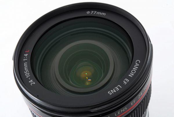 ★美品★Canon キヤノン EF 24-105mm F4L IS USM 716161_画像10