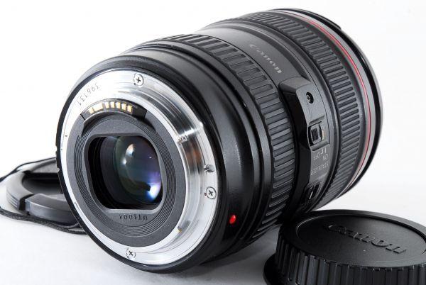 ★美品★Canon キヤノン EF 24-105mm F4L IS USM 716161_画像4