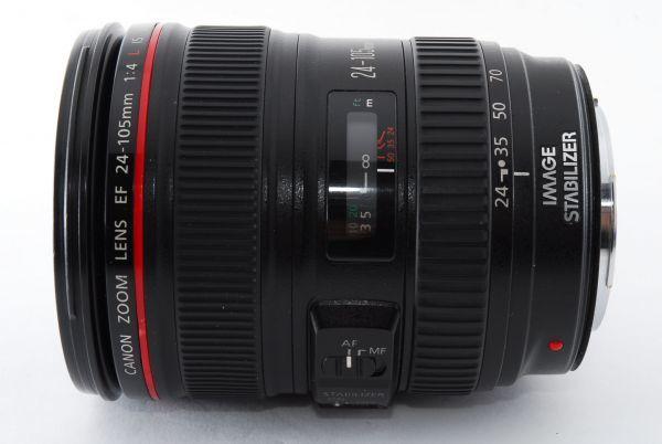 ★美品★Canon キヤノン EF 24-105mm F4L IS USM 716161_画像6