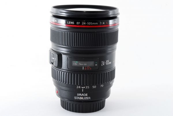 ★美品★Canon キヤノン EF 24-105mm F4L IS USM 716161_画像8