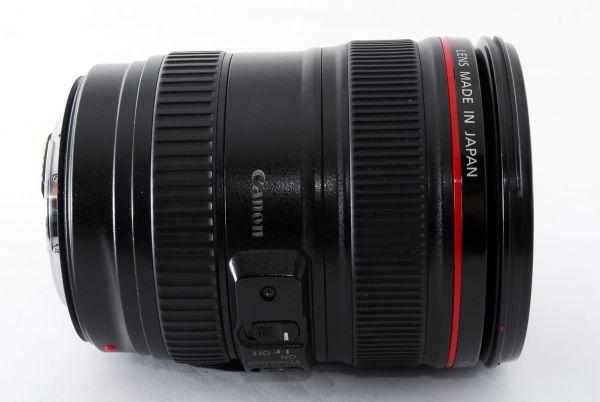 ★美品★Canon キヤノン EF 24-105mm F4L IS USM 716161_画像7