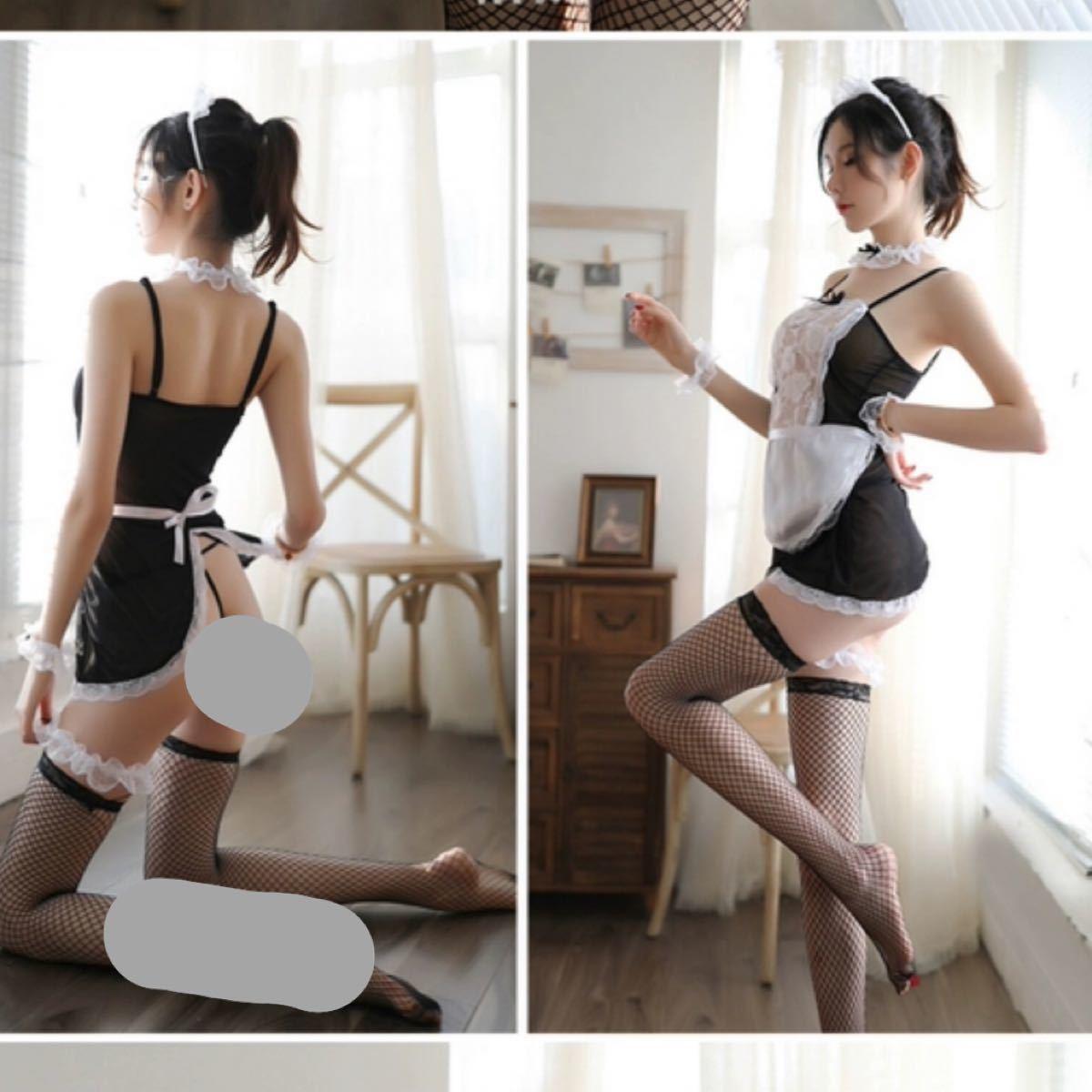 コスプレ衣装 セクシー メイド服