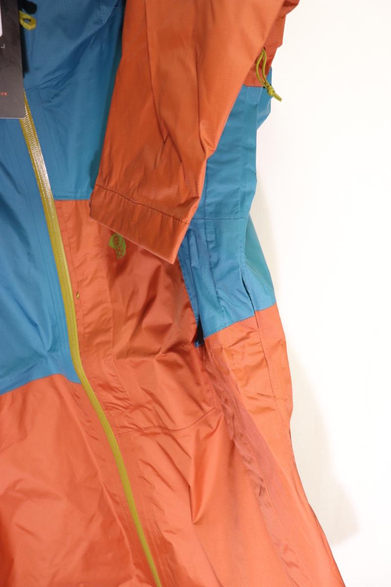【メンズ】【良品保証返品OK】MountainHardwear Exponent 2ジャケット/新品未使用品M_画像5