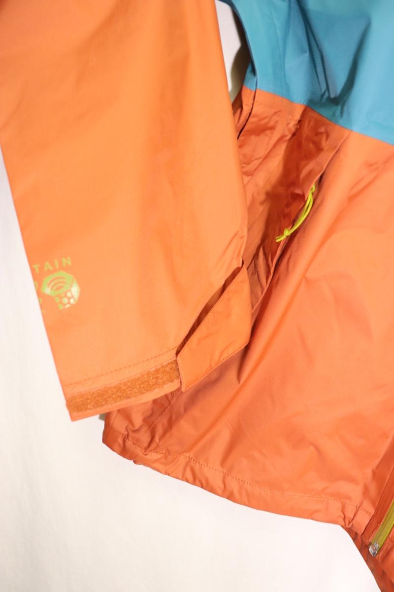 【メンズ】【良品保証返品OK】MountainHardwear Exponent 2ジャケット/新品未使用品M_画像4