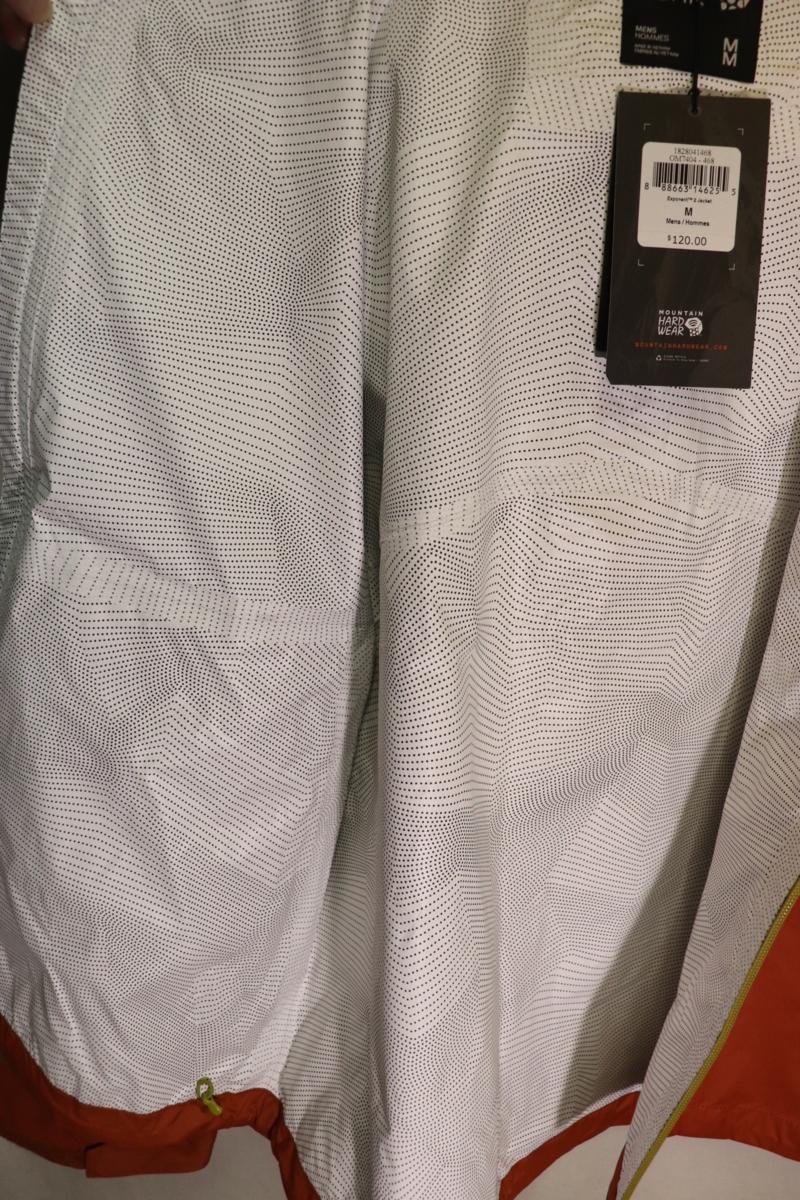 【メンズ】【良品保証返品OK】MountainHardwear Exponent 2ジャケット/新品未使用品M_画像8