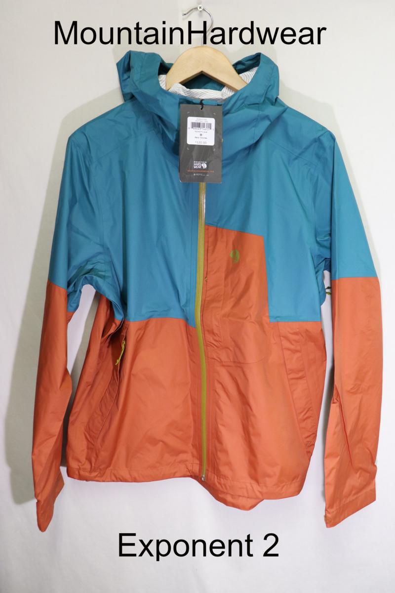 【メンズ】【良品保証返品OK】MountainHardwear Exponent 2ジャケット/新品未使用品M_画像1