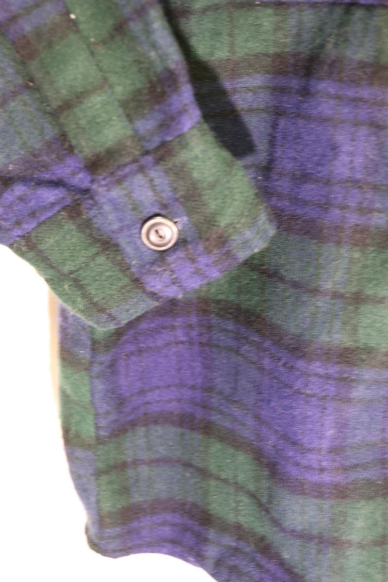 【メンズ】【良品保証返品OK】EDWINウールシャツ/アメカジタータンマドラスM_画像5