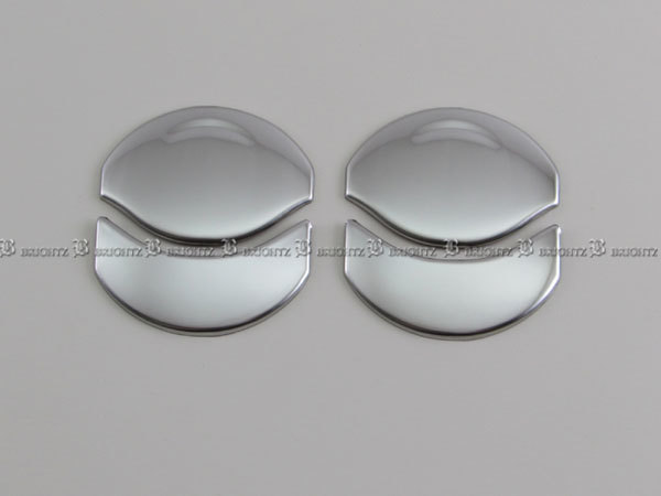 エブリイワゴン DA17W 超鏡面 ステンレス メッキ エアコン ルーバー カバー 4PC INT-ETC-159-4PC エアコンフレーム エアコンダクト エブ_画像2