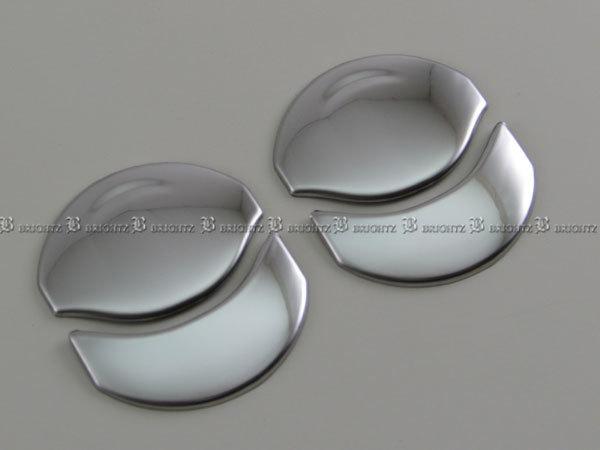 エブリイワゴン DA17W 超鏡面 ステンレス メッキ エアコン ルーバー カバー 4PC INT-ETC-159-4PC エアコンフレーム エアコンダクト エブ_画像3