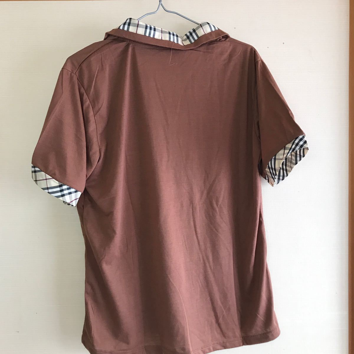 メンズ Tシャツ 半袖 ポロシャツ XXLサイズ Lサイズ   カジュアル