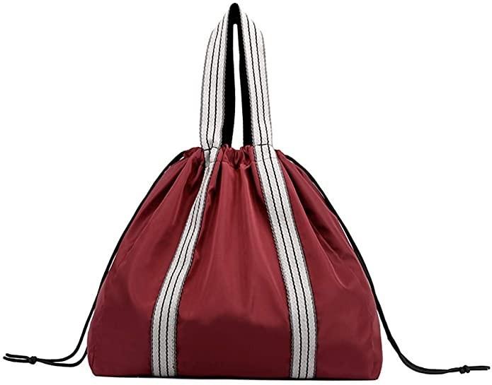 赤エコバッグ 買い物バッグ レディース レジカゴ 3WAY リュック トート ショルダー バッグ大容量 ナイロン 折りたたみ 軽量