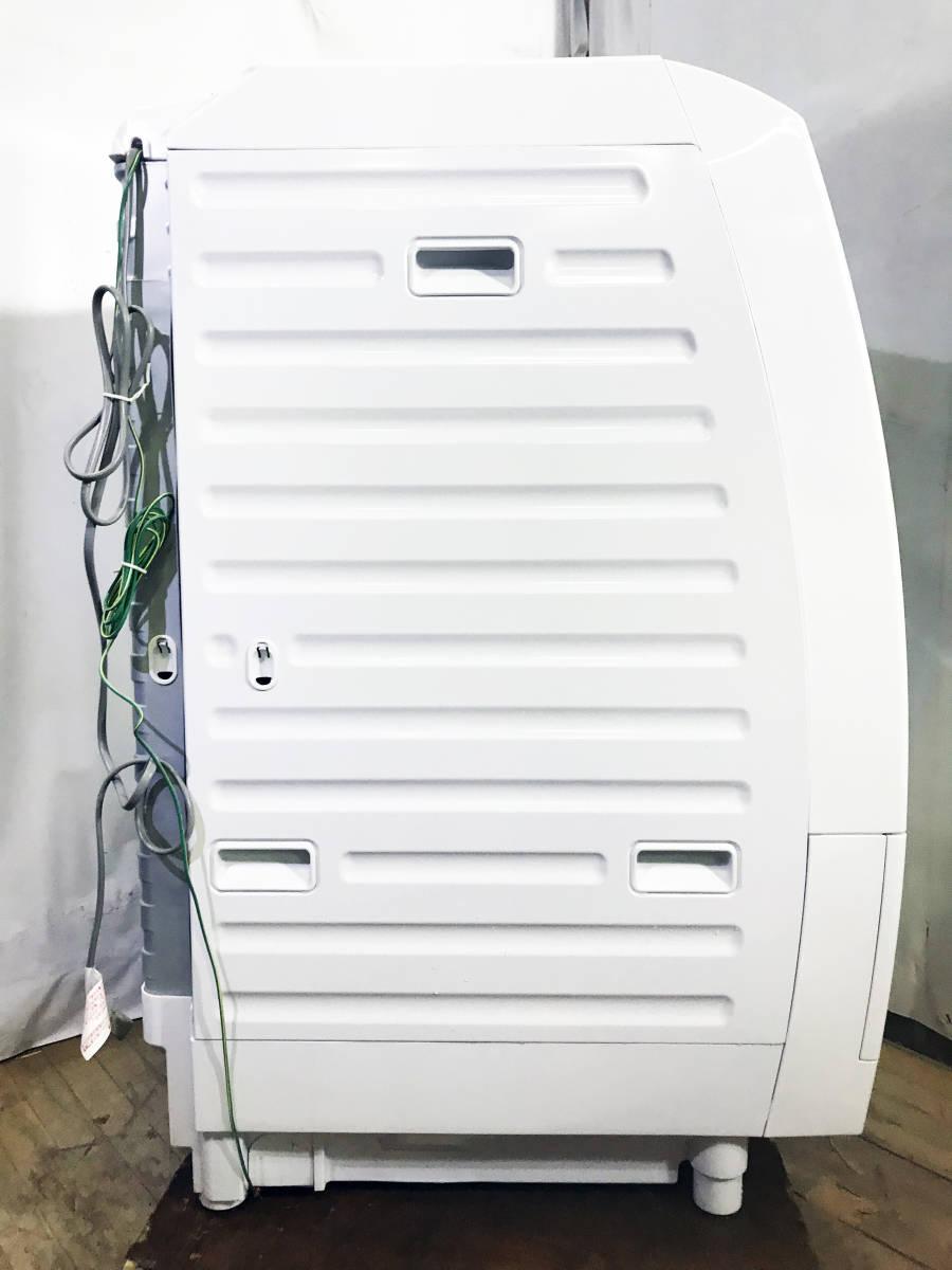 ★送料無料★2017年製★★超美品 中古★日立 10kg「センサービッグドラム洗浄!!」風アイロン搭載 ドラム式洗濯乾燥機【BD-SG100AL】E529_画像10