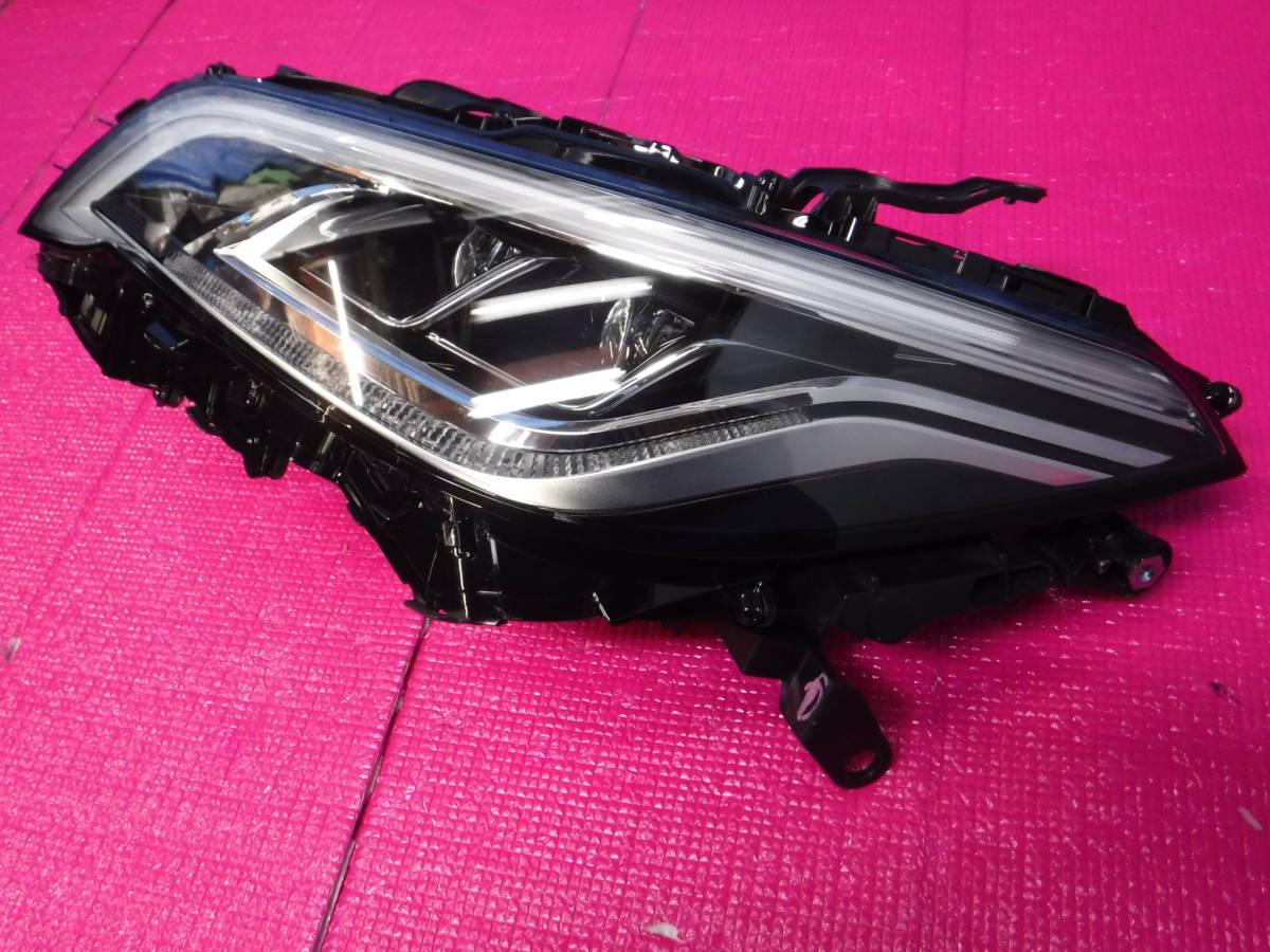 クラウン ハイブリッド AZSH20 LED ヘッドランプ ユニット 左 KOITO 30-452_画像2