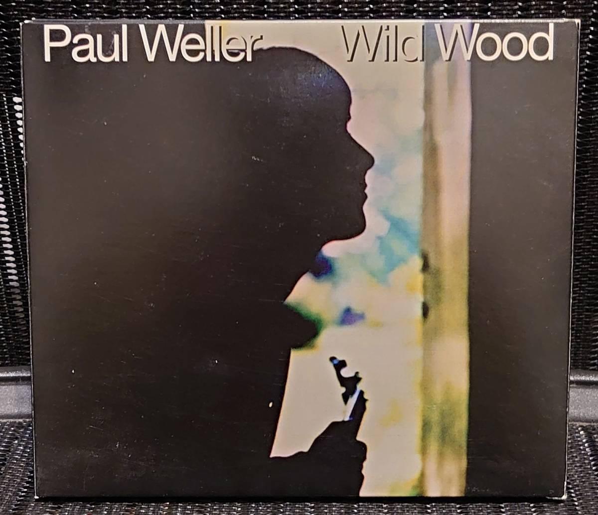 CD『ワイルド・ウッド/ポール・ウェラー』「Wild Wood / Paul Weller」帯付き