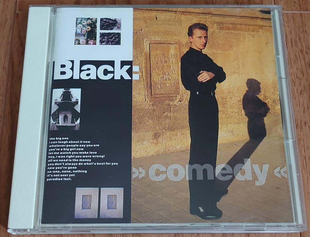 CD『コメディ / ブラック』「Comedy / Black」帯あり