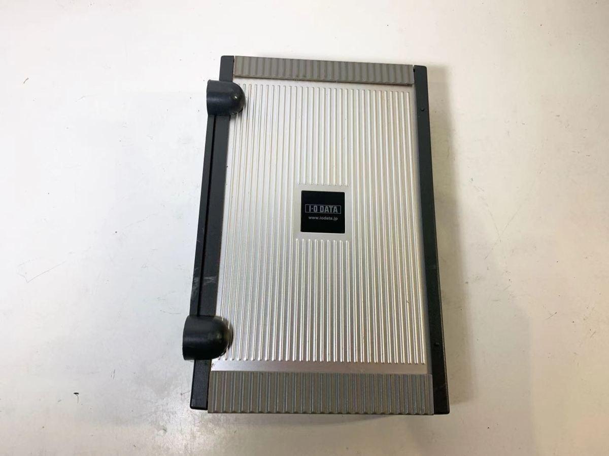 YZ2752★★IO-DATA HDA-iE120 120GB HDD ハードディスク ジャンク_画像1
