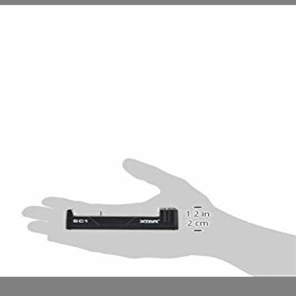 ▼XTAR(エクスター) 【正規品】 SC1 USB 急速 充電器 リチウムイオン 充電池 対応 18650 ~ 26650 S_画像3