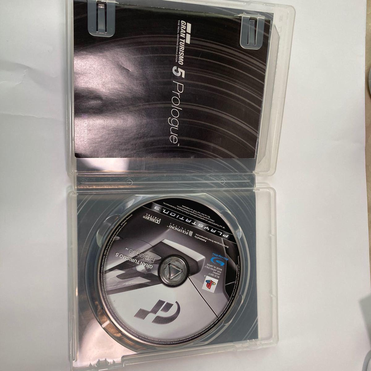 グランツーリスモ5 PS3 Prologue GRAN TURISMO プロローグ SONY