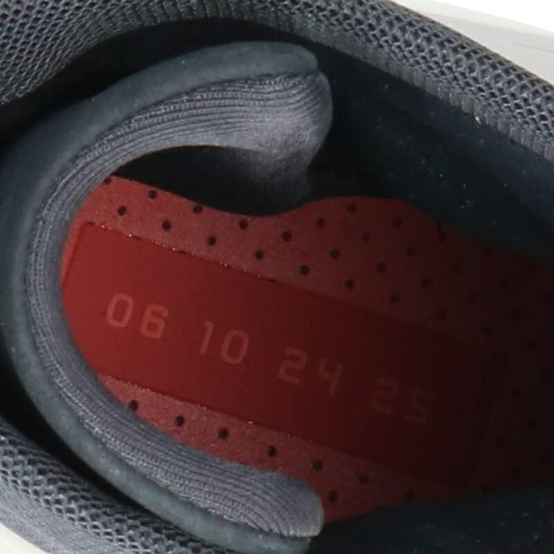 ナイキ NIKE Air Fear of God 1 String サイズ:30cm エアフィアオブゴッド1ストリングスニーカー ブラック×グレー 【7121_2】【99】_画像3
