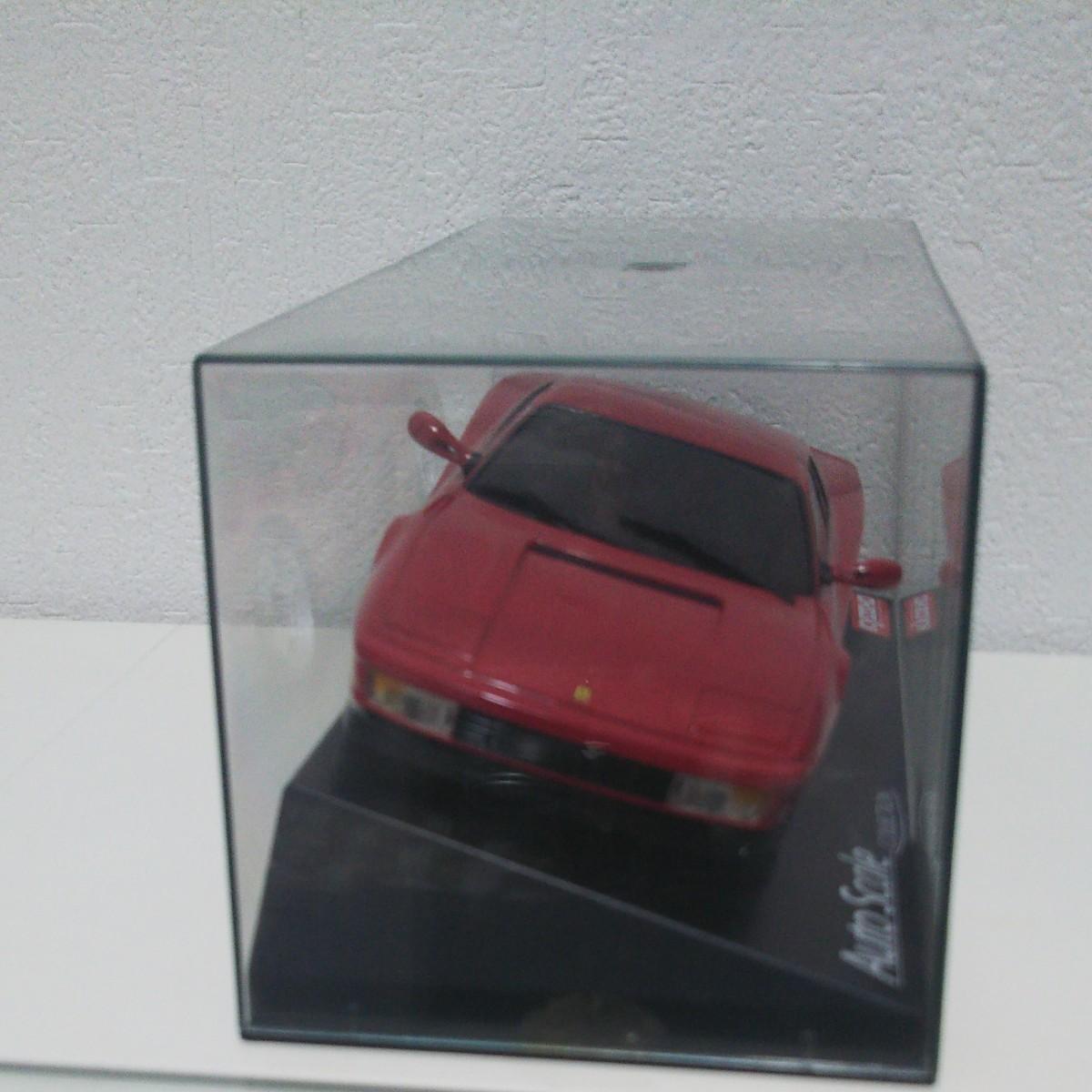 京商ミニッツ 京商 KYOSHO MINI-Z ASC フェラーリ ミニッツ ボディ レッド テスタロッサ F430 セット