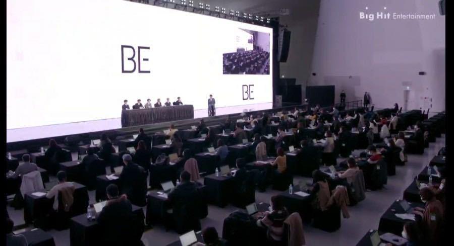 BTS 2020.12 'BE' Live Goes On COMEBACK 4枚セット DVD_画像5