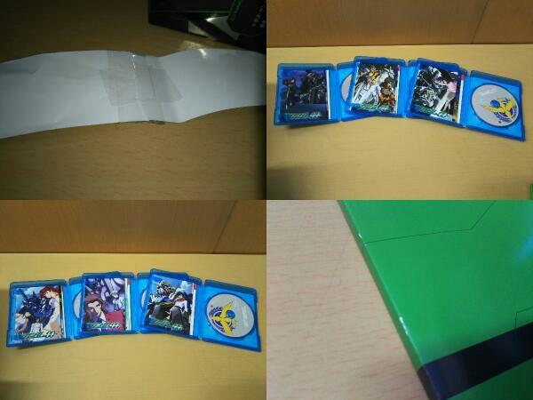 【※※※】[全7巻セット]機動戦士ガンダム00 1~7(Blu-ray Disc)_画像10