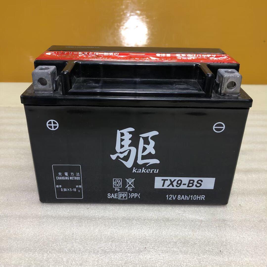 バイクバッテリー ブロード(駆)製 TX9-BS_画像2