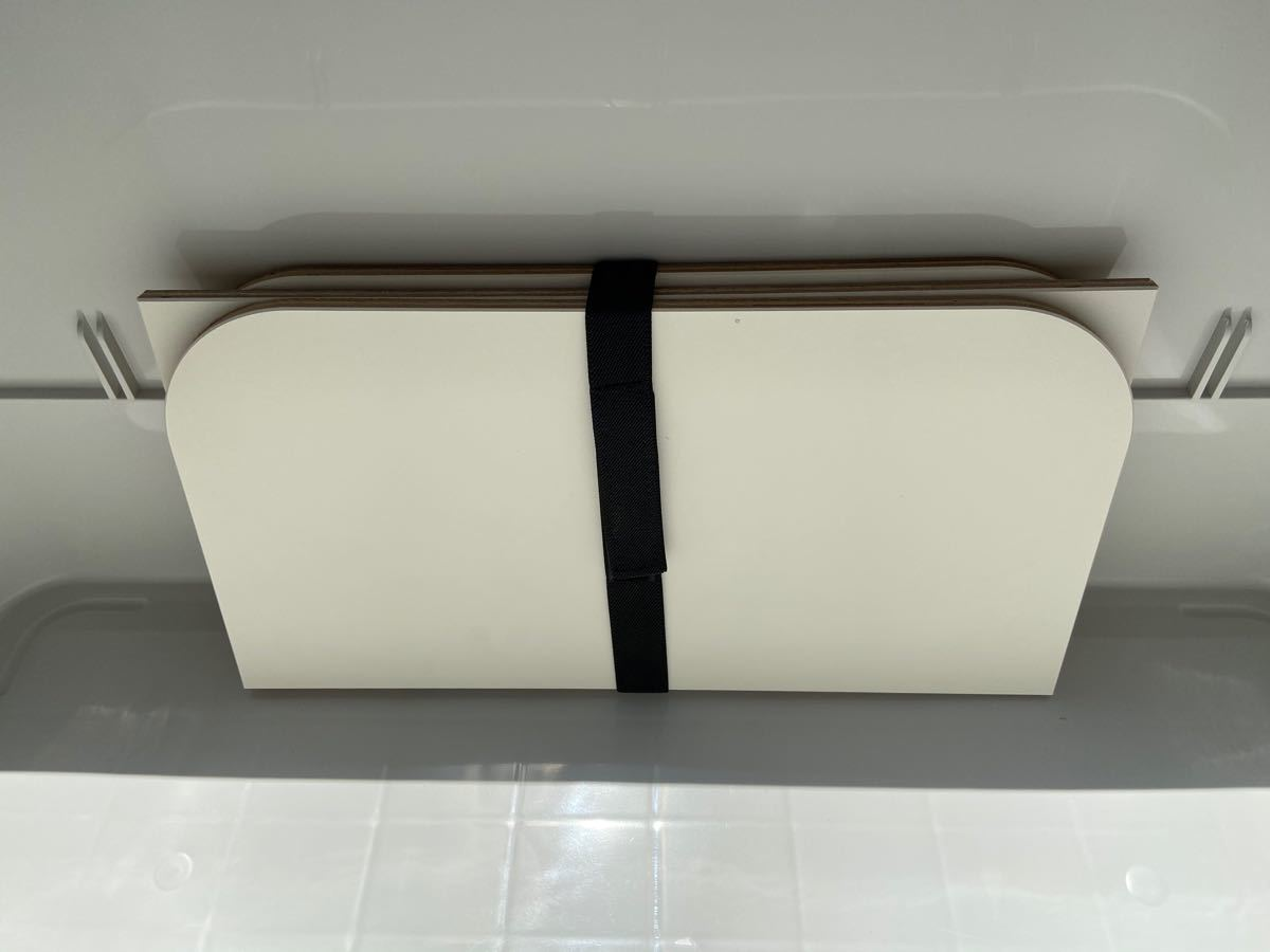 ☆無印良品 頑丈収納BOX 天板☆3色追加中!!(大サイズ用)