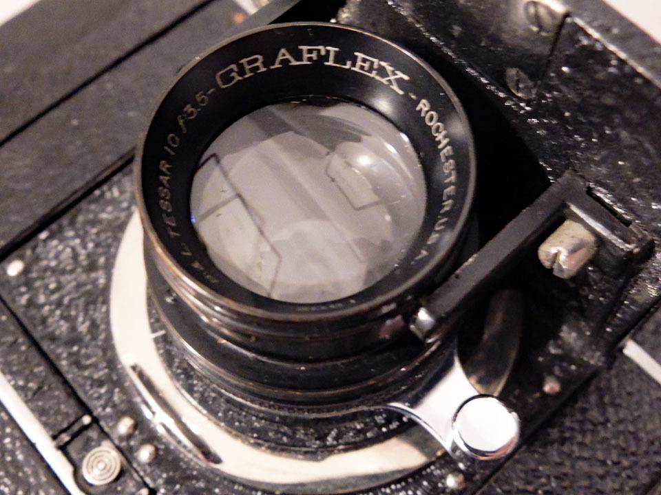 【中古/稀少/ジャンク】グラフレックス ナショナル・グラフレックス I:Graflex National Graflex I_画像8