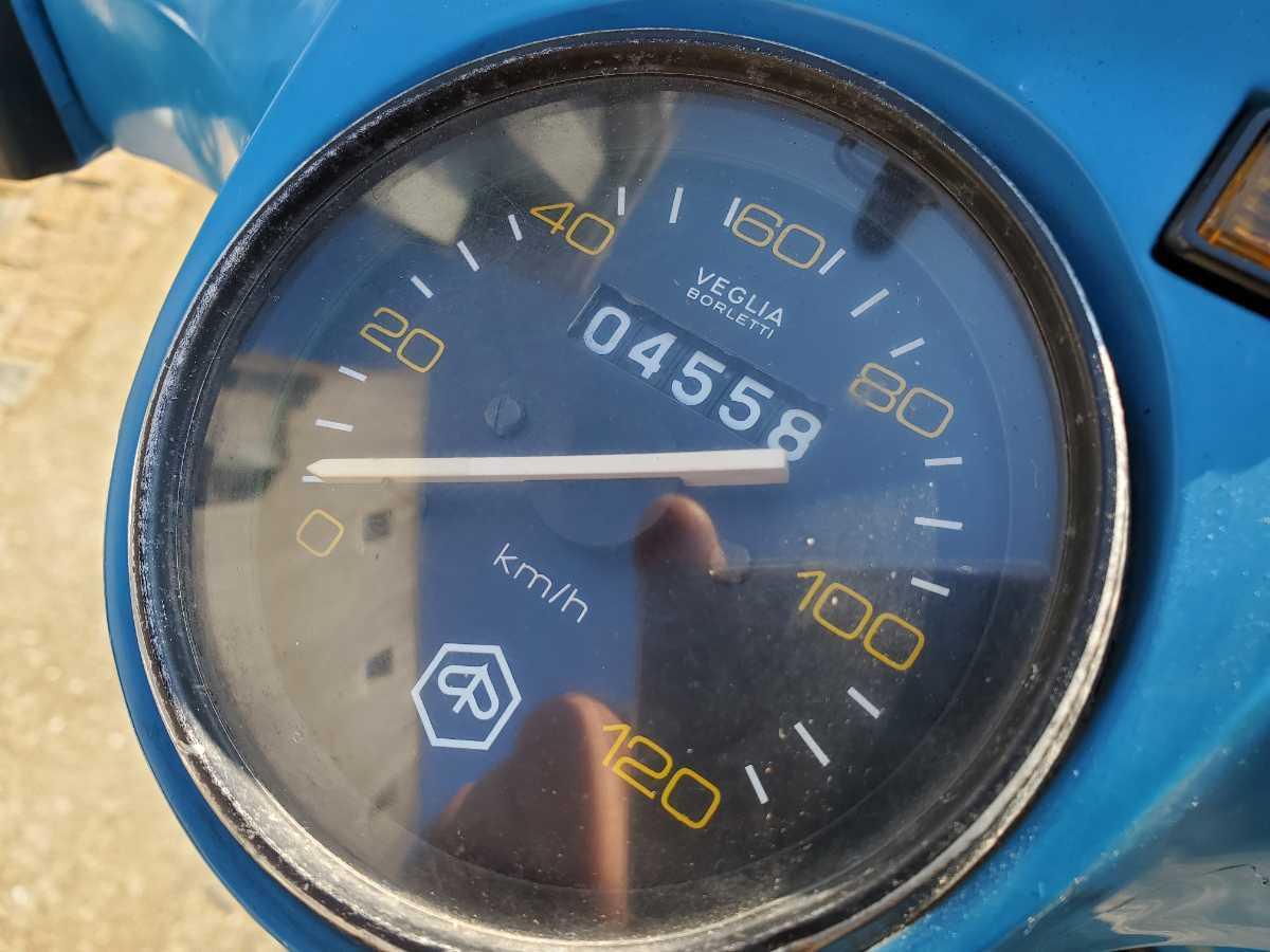 「ベスパ125X改177cc」の画像2