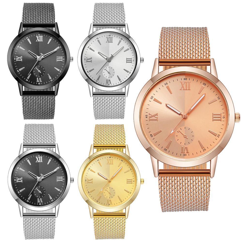 2020ミリタリー日付キャンバスバンドステンレススチールスポーツクォーツ腕時計メンズ腕時計防水レロジオMASCULINOリロイ_画像5