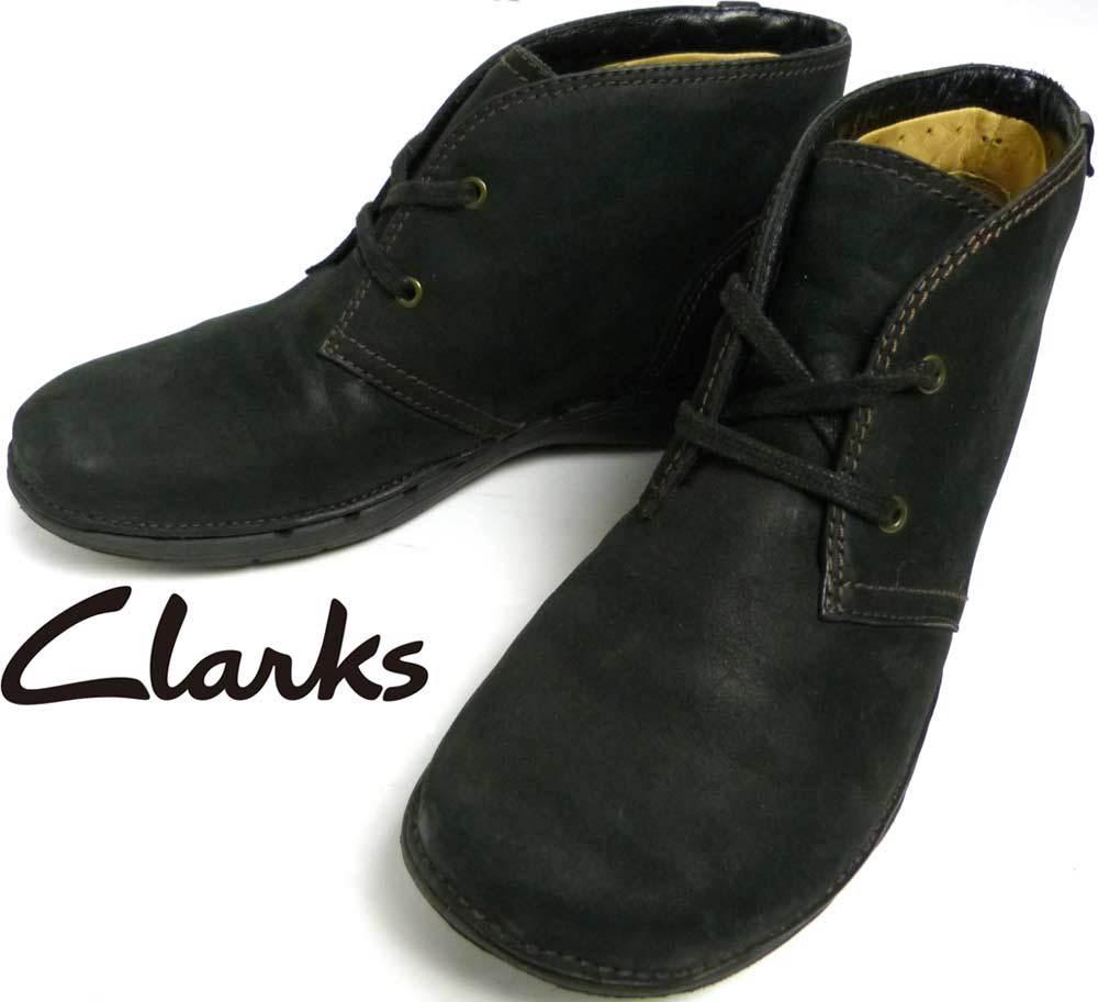 クラークス Clarks un structuredスニーカー/ショートブーツ 6M(22.5-23cm)(レディース)【中古】9g-1-009_画像1