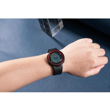 G3058 ファッション屋外スポーツ腕時計メンズ多機能腕時計アラーム時計クロノ3Bar防水デジタル腕時計_画像9
