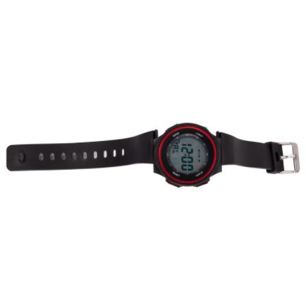 G3058 ファッション屋外スポーツ腕時計メンズ多機能腕時計アラーム時計クロノ3Bar防水デジタル腕時計_画像8