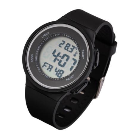 G3058 ファッション屋外スポーツ腕時計メンズ多機能腕時計アラーム時計クロノ3Bar防水デジタル腕時計_画像3