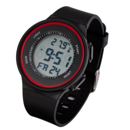 G3058 ファッション屋外スポーツ腕時計メンズ多機能腕時計アラーム時計クロノ3Bar防水デジタル腕時計_画像1