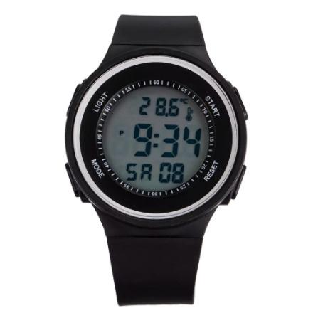 G3058 ファッション屋外スポーツ腕時計メンズ多機能腕時計アラーム時計クロノ3Bar防水デジタル腕時計_画像6