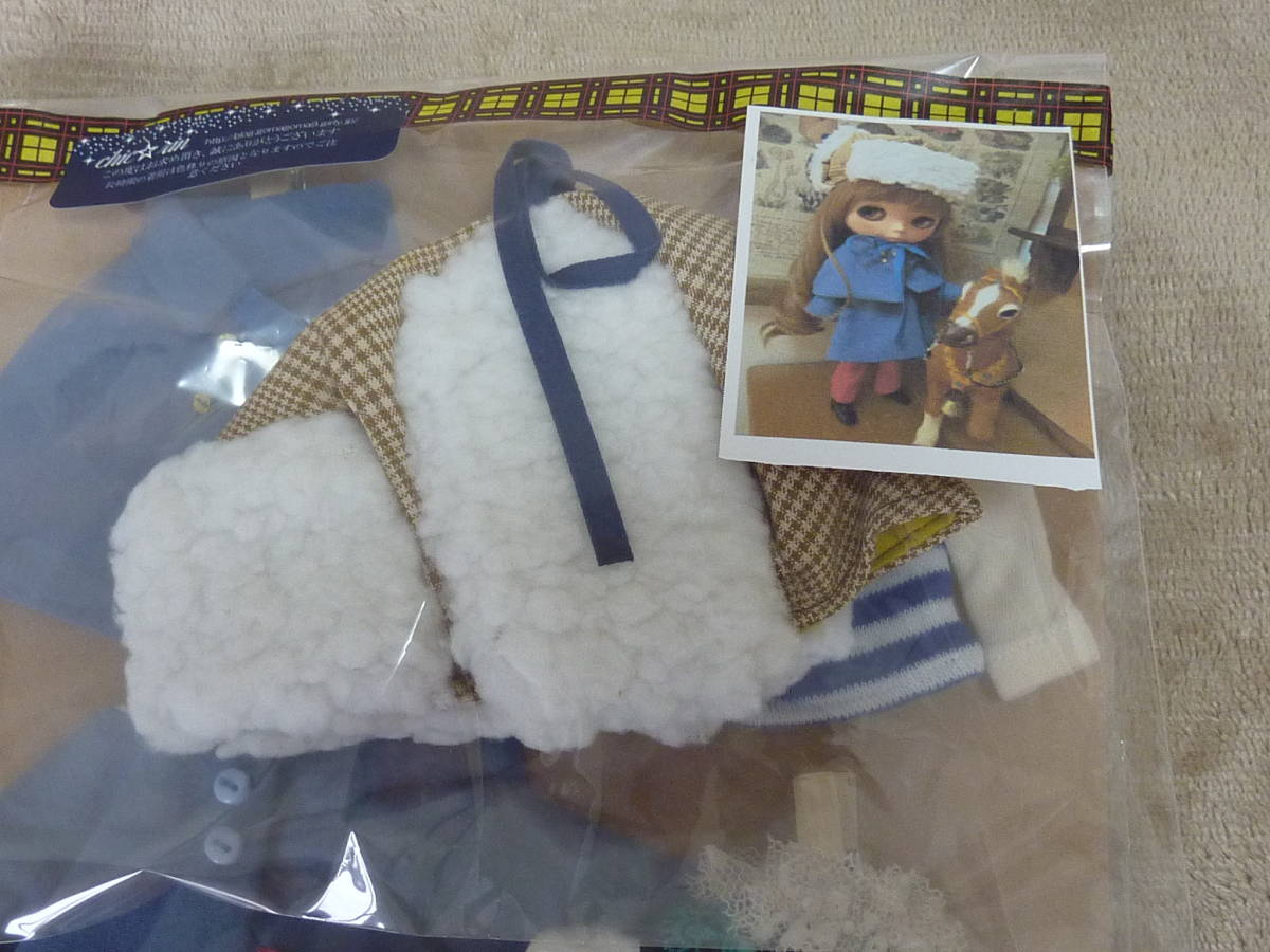 Junie Moon代官山店 Starlit Night展 chic☆rinさま starlight 抽選販売 ドレスセット 未使用 未開封 ネオブライス_画像4