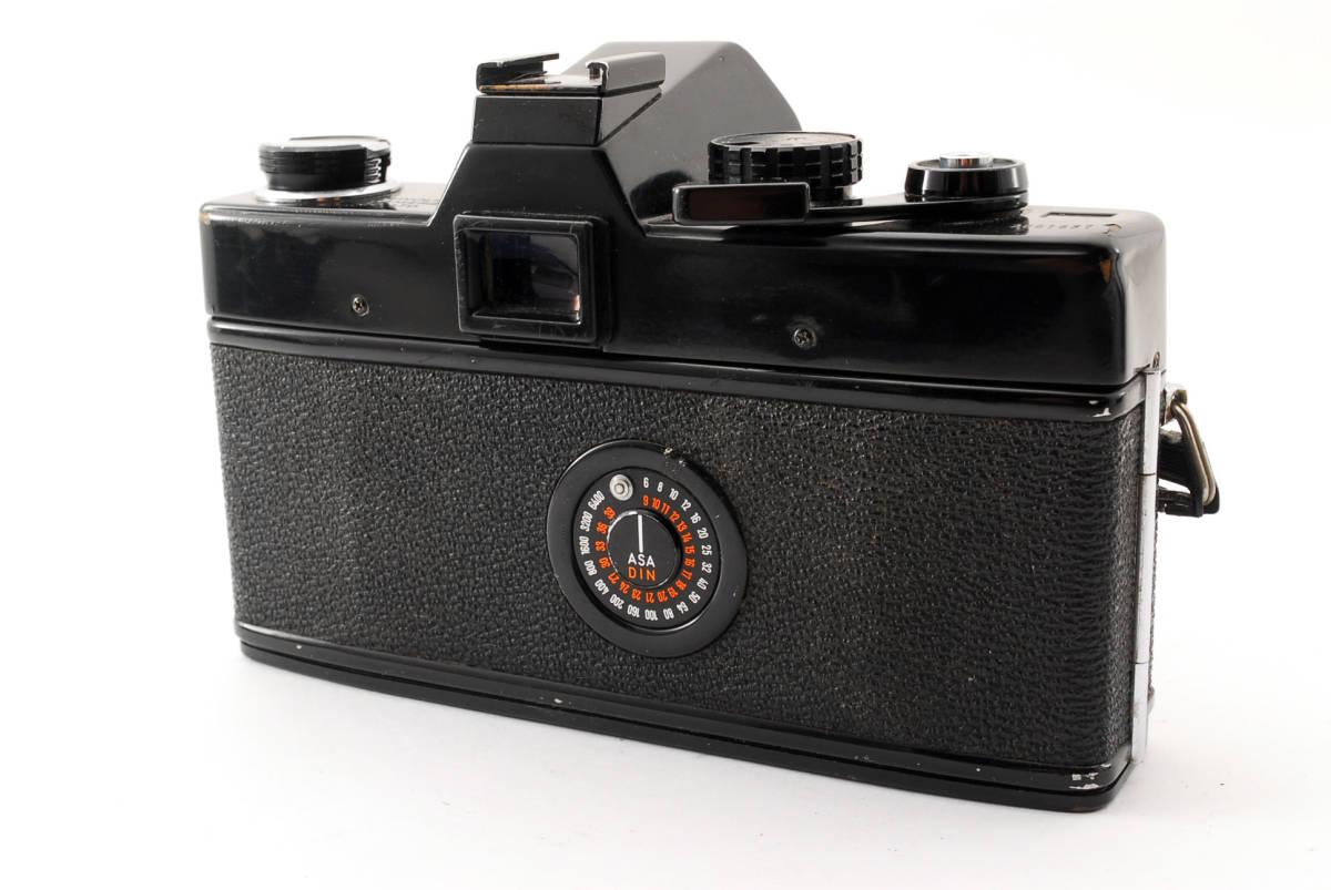 送料無料・動作品★minoltaフィルムカメラ★minolta ミノルタ SRT101 MC ROKKOR-PF 1:1.4 f=58mm レンズ ボディ フィルムカメラ現状品_画像7