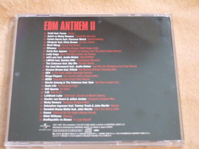 EDM ANTHEM 2 Ⅱ ZEDD feat FOXES AVICII vs NICKY ROMEO CALVIN HARRIS AFROJACK feat CHRIS BROWN LADY GAGA SWEDISH HOUSE MAFIA